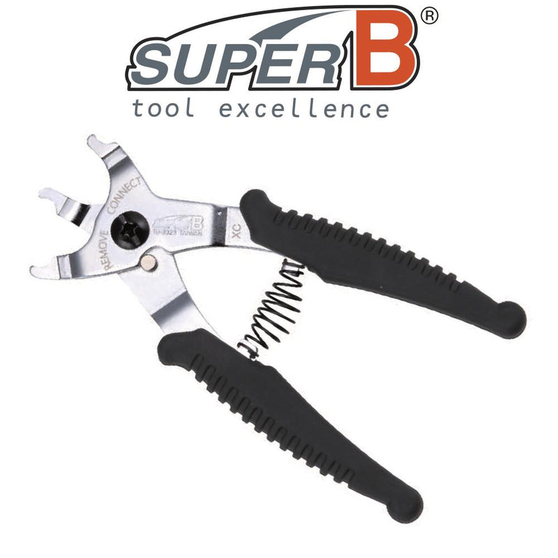 Super B Master Link 2 in 1 Pliers The Trident TB3323