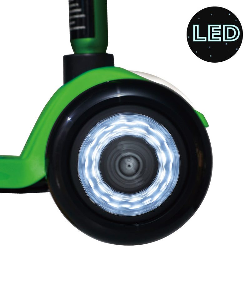 Micro Mini / Maxi LED Light Up Wheel Whizzer