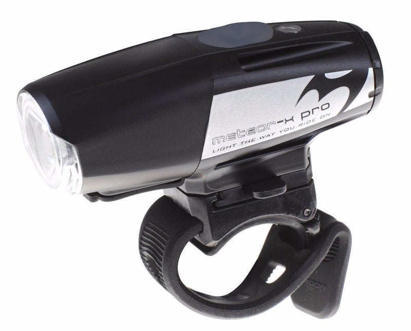 Moon Meteor-X Auto Pro High Power USB rechargeable bike light