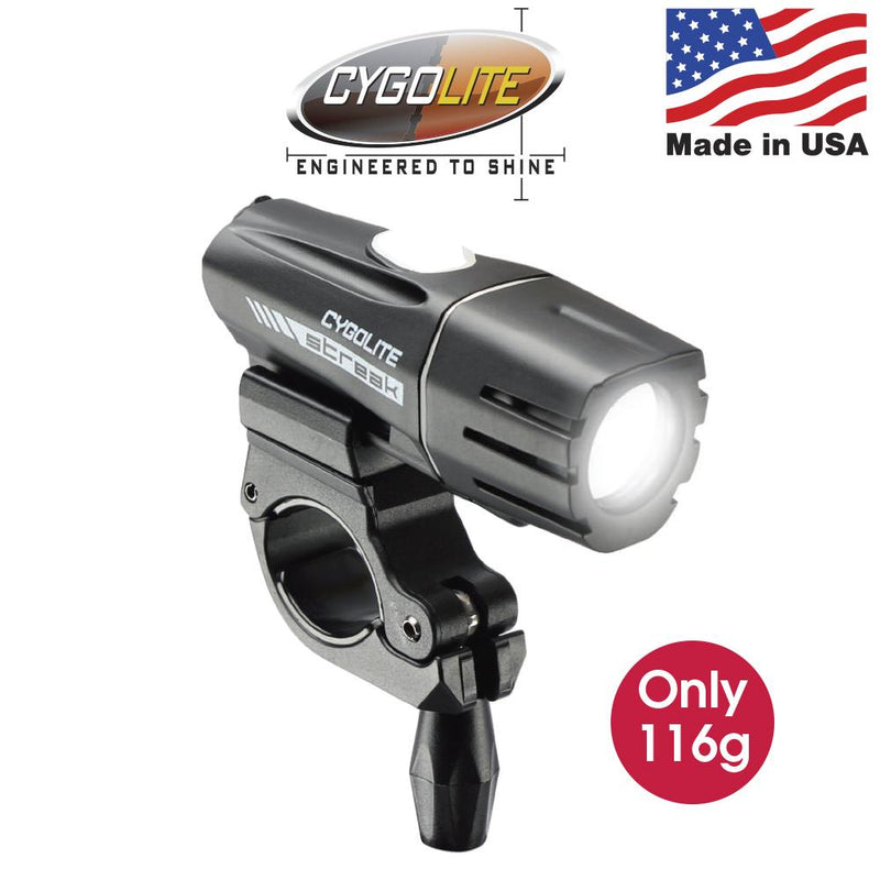 Cygolite Streak 450 USB Rechargeable Bike Light