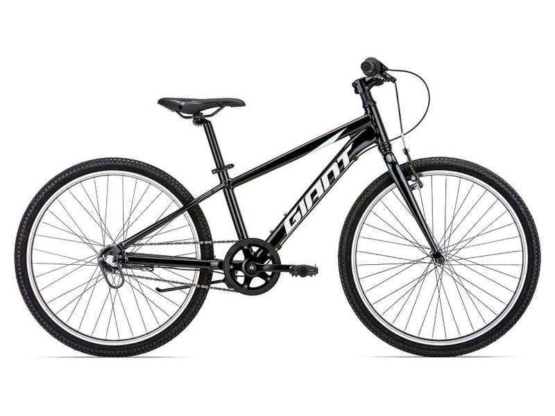 Giant XTC Jr Street 24 Kids Bike Black 2021