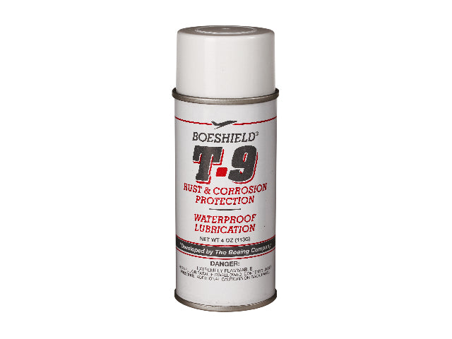 Boeshield T9 Bicycle Aerosol Lubricant 4oz