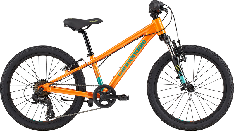 Cannondale Trail 20 Kids Mountain Bike 7 Speed Disc Crush 2020