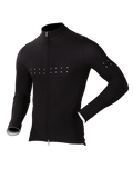 Pedla Chill Block (Core) Long-Sleeve Fleece Mens Cycling Jacket