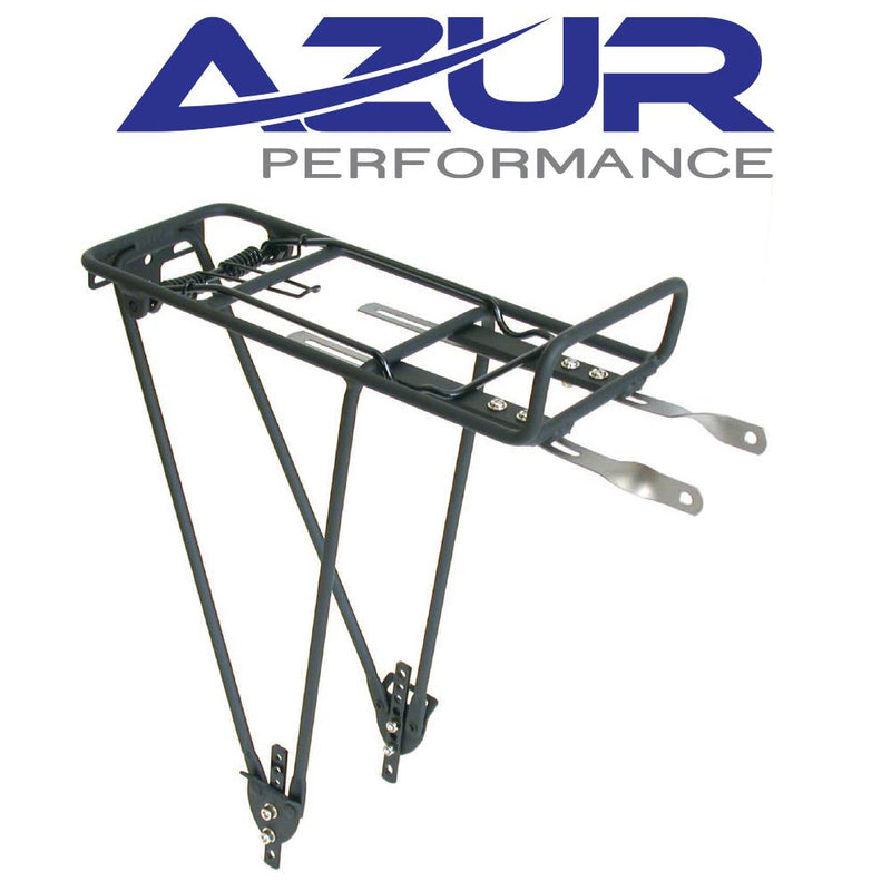 Azur Alloy Spring Loaded Pannier Rack