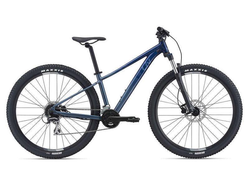Liv Tempt 2 Womens Mountain Bike Eclipse 2021