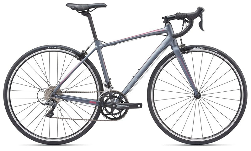 Liv Avail 2 Womens Road Bike Charcoal 2019