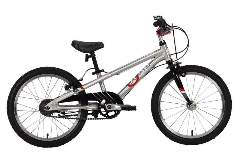 ByK E-350x3i Internal Geared Kids Bike MTR (Silver Alloy/Black)