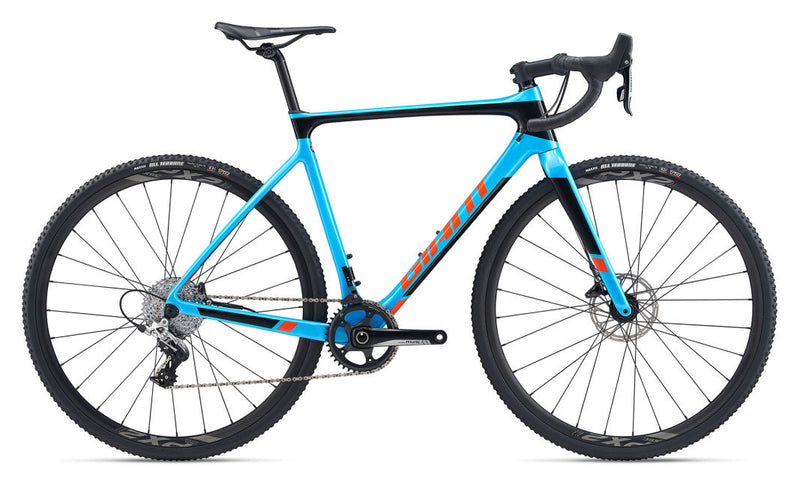 Giant TCX Advanced Pro 2 Cyclocross Bike Olympic Blue 2020