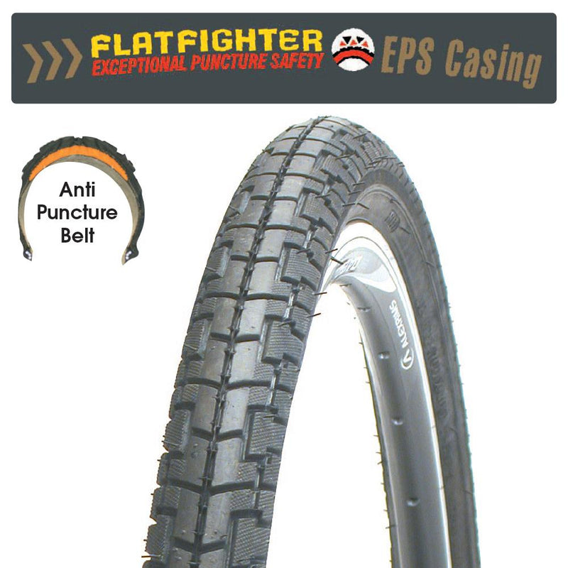 CST City Ranger Flat Fighter Rigid Tyre 700x35