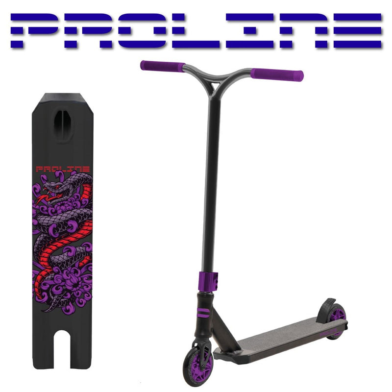 Proline L2 Series Scooter Purple 2021