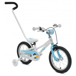 ByK E-250 Kids Bike (Sky Blue)