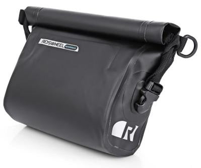 Roswheel Waterproof Handlebar Bag with Shoulder Strap