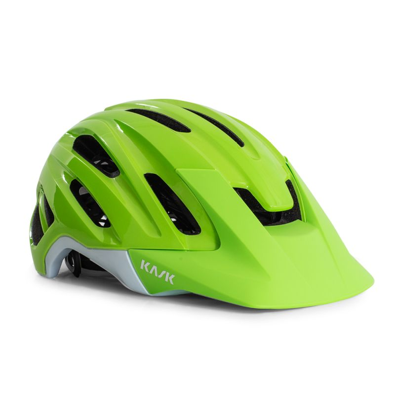 Kask Caipi Bicycle MTB Helmet Lime Green