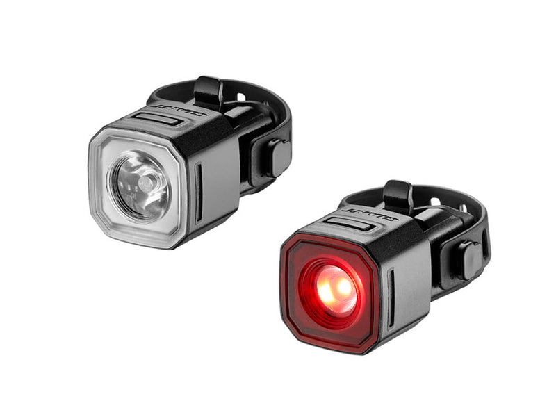 Giant Recon HL 100 Front Bike Light and TL 100 Rear bike Light Combo