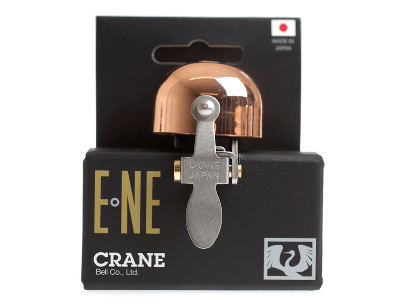 Crane E-ne Polished Copper Brass Bell