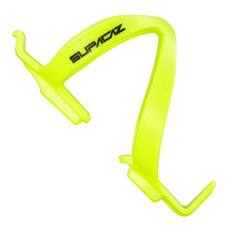 Supacaz Fly Cage Poly - Neon Yellow