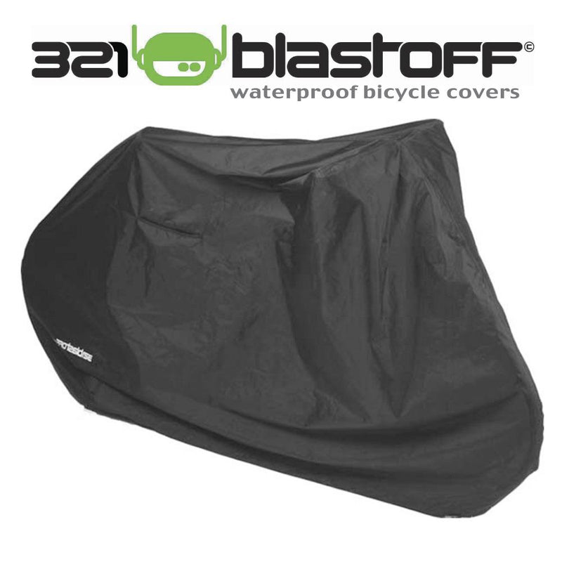 Blast Off Waterproof Bicycle Cover