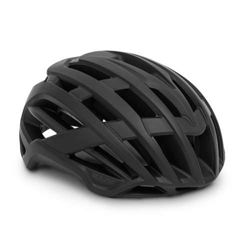 Kask Valegro Bicycle Helmet Bike Matte Black