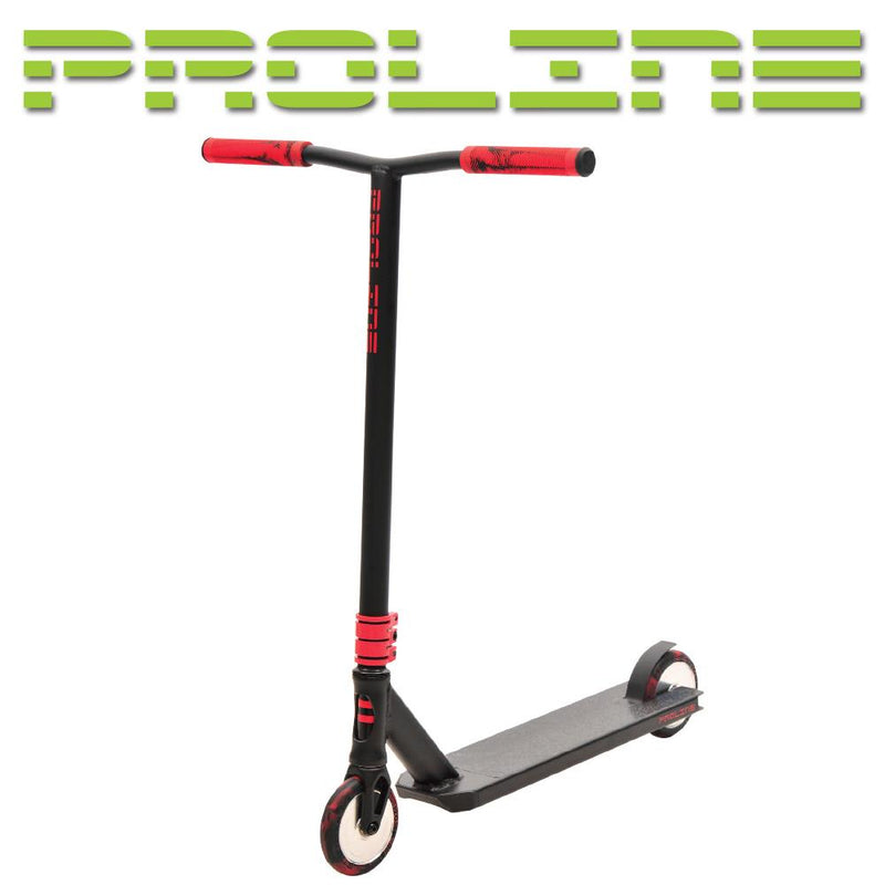 Proline L3 Series Scooter - Black/Red
