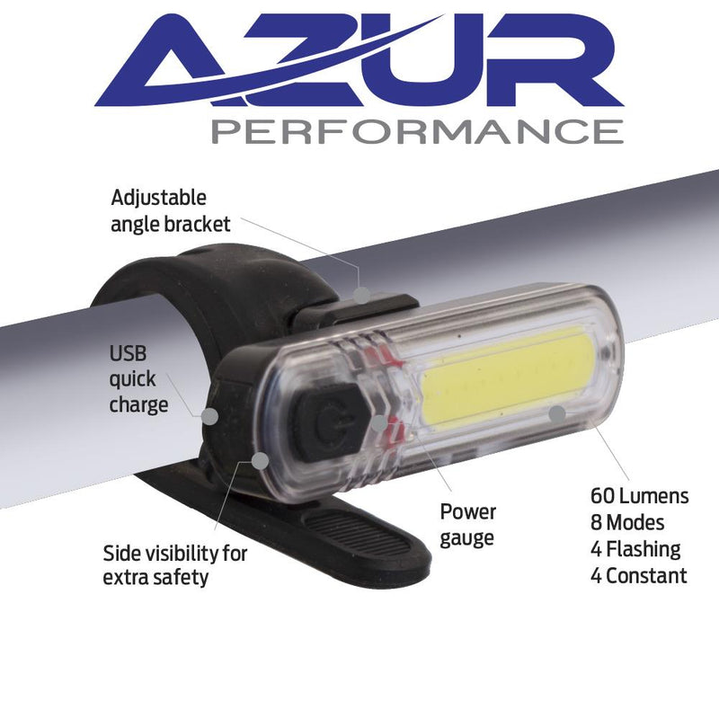 Azur ET USB Front / Head Light