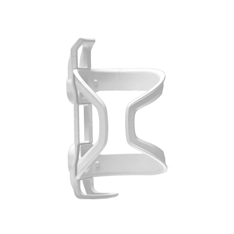 Blackburn Wayside Side Entry Bidon Bottle Cage White