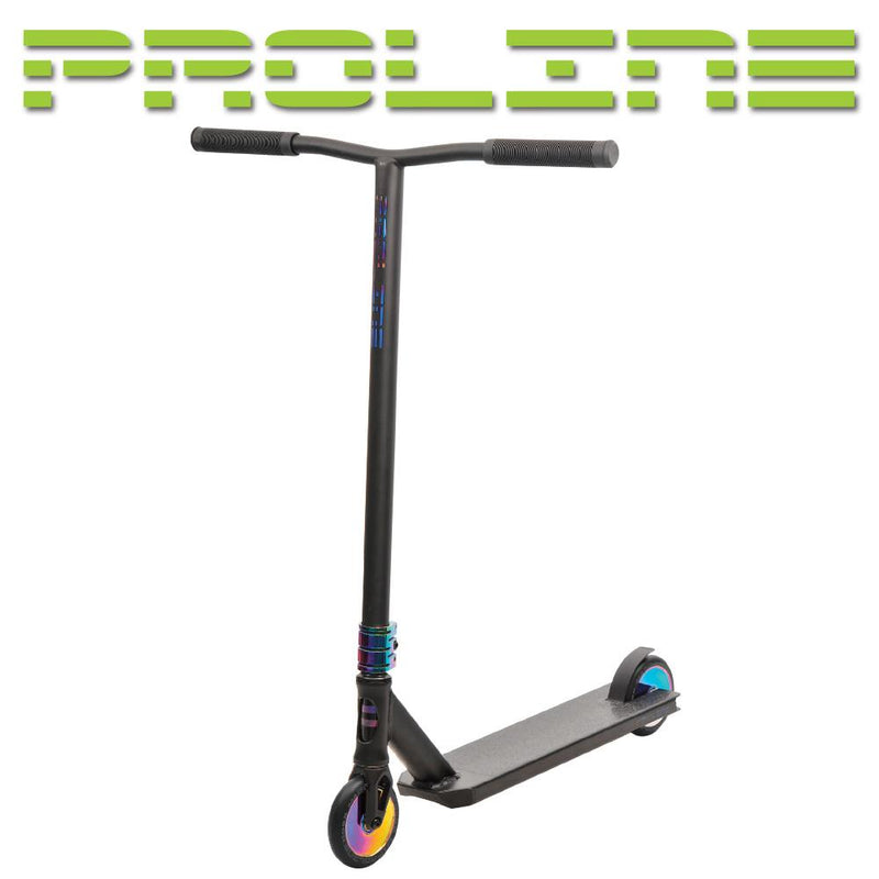 Proline L3 Series Scooter - Black/Neo