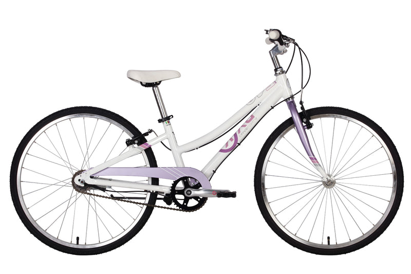 ByK E-540x3i Internal Geared Kids Bike (Lilac)