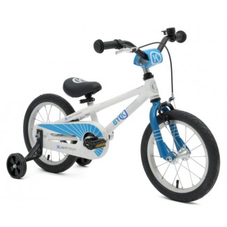 ByK E-250 Kids Bike (Cyan Blue)