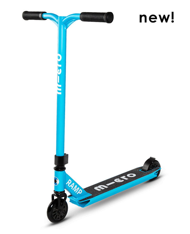 Micro Ramp Scooter Cyan Blue