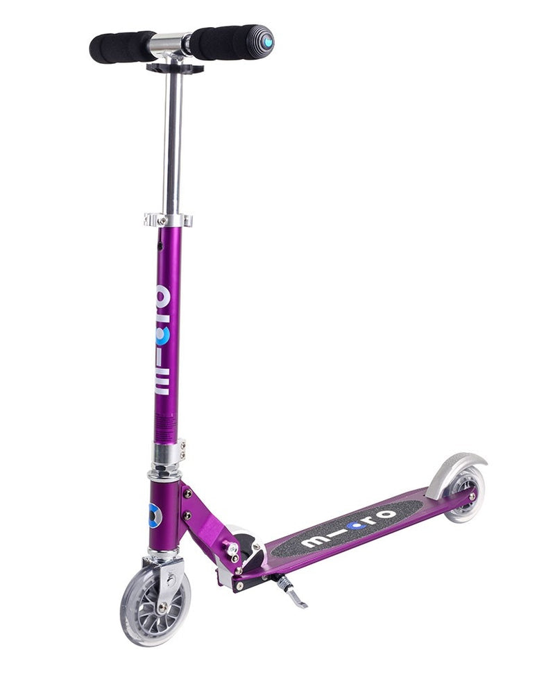 Micro Sprite Scooter Purple Metallic