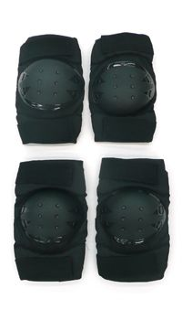 Defiant Kids Elbow and Knee Pad Set S/M (3462)