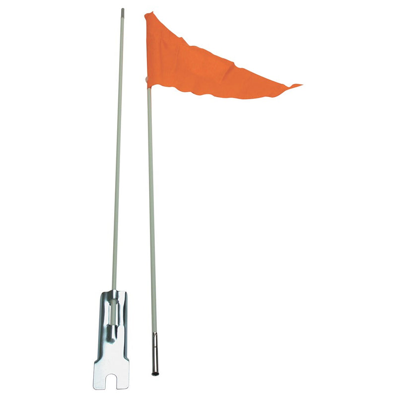 Safety Flag 60in Pole