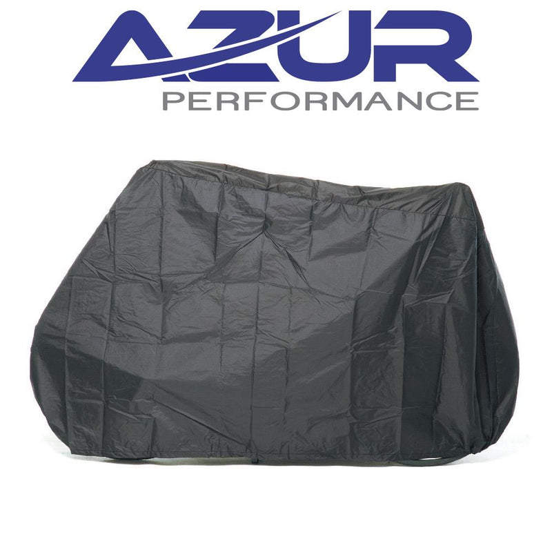 Azur Single Bike Cover with Storage Bag