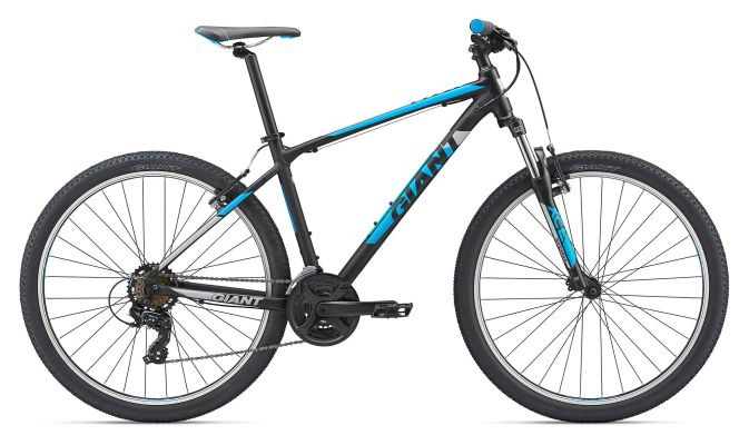 Giant ATX 3 Mountain Bike Black 2019