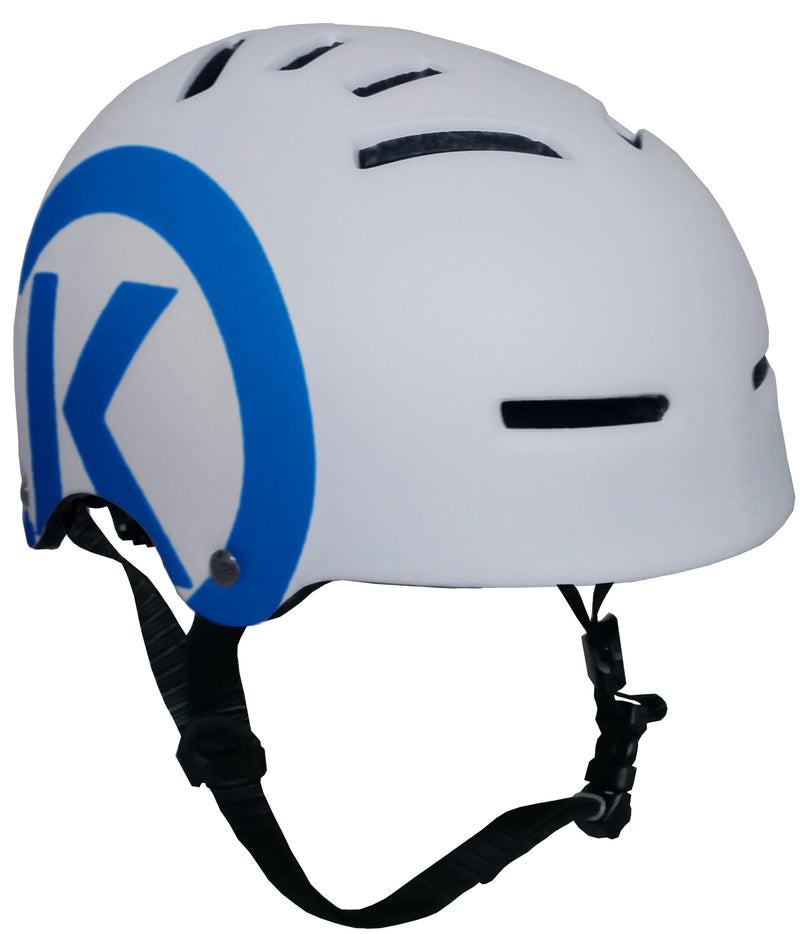 .ByK Kids Street Cycling Helmet (Blue)