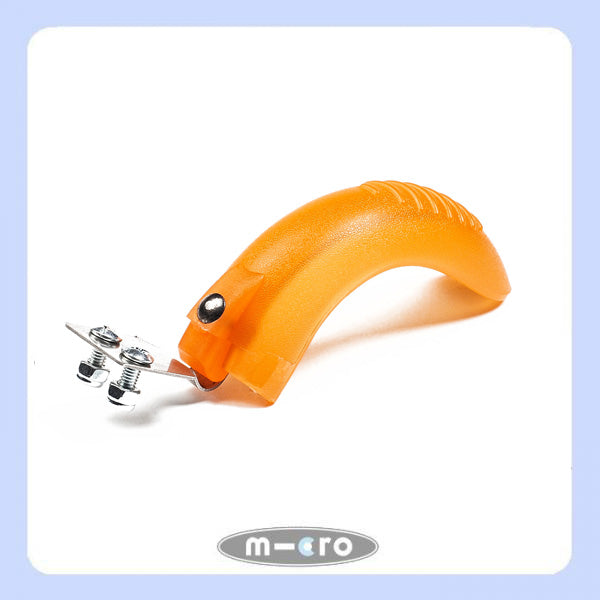 Micro Mini Deluxe Scooter Brake Orange