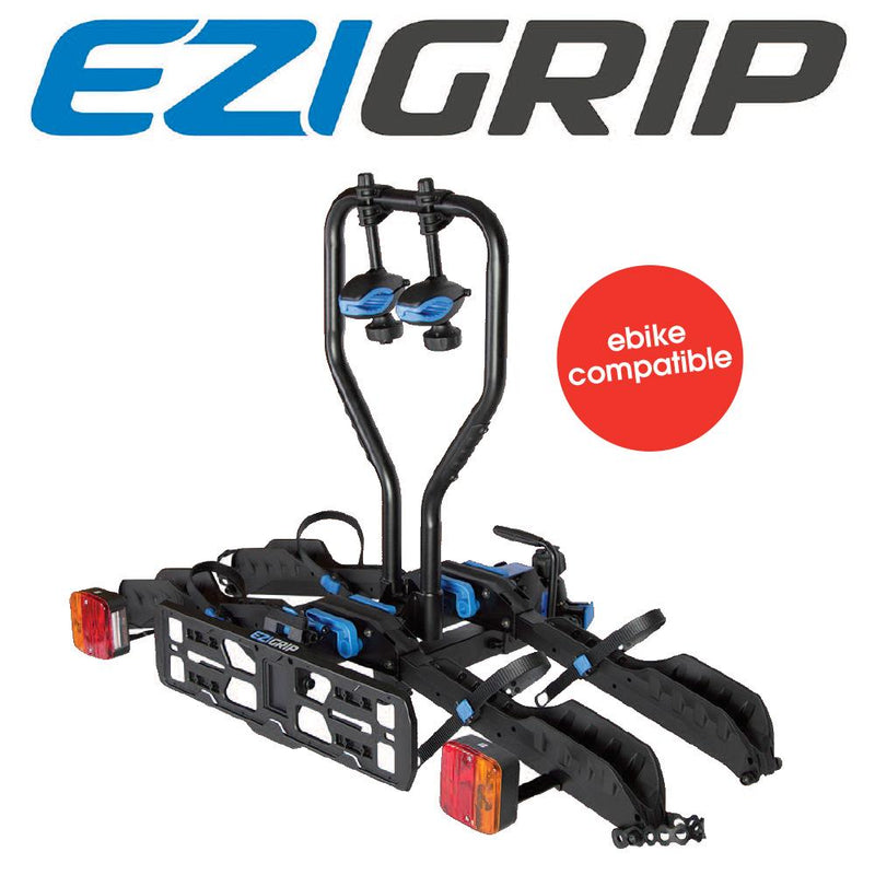 Ezi Grip E-Rack 2 E Bike Car Rack