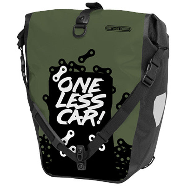 Ortlieb Back Roller Design One Less Car Single Pannier Bag QL2.1 F5474