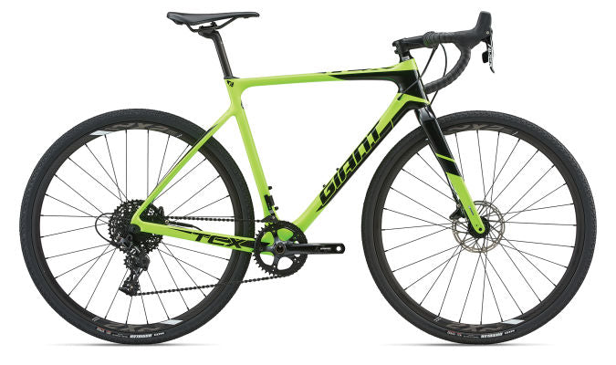 Giant TCX Advanced SX Cyclocross Bicycle