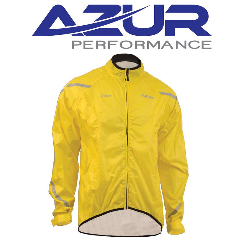 Azur Chaser Waterproof Unisex Jacket