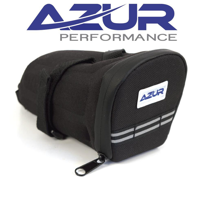 Azur Medium Saddle Bag