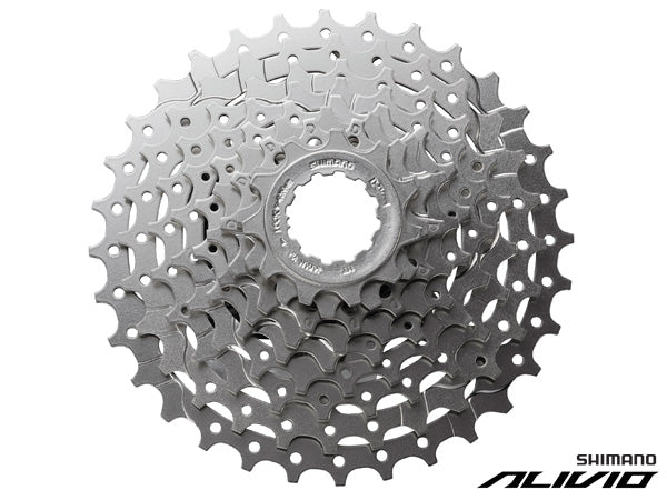 Shimano 9 Speed Cassette CS-HG400 11-32T