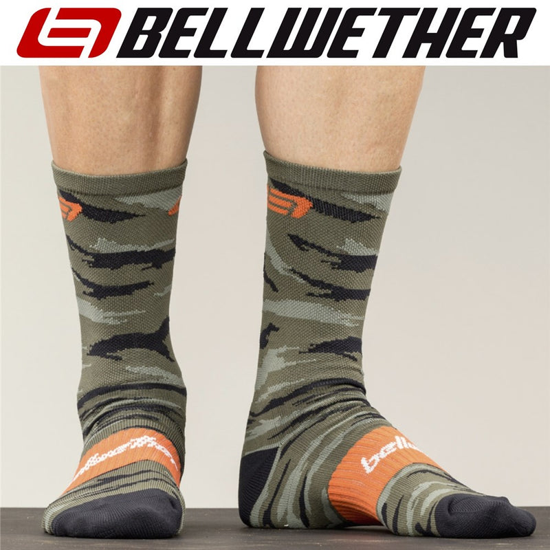 Bellwether Socks Rock-it Orange