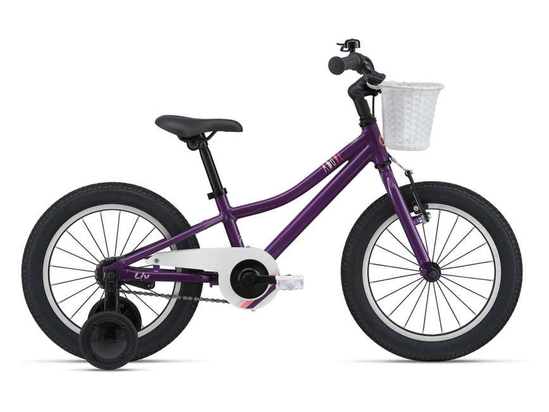 Liv Adore C/B 16 Kids Bike Plum 2021