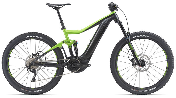 Giant Trance E+ 3 Pro Ebike MTB Mountain Bike 2019 Green/Black