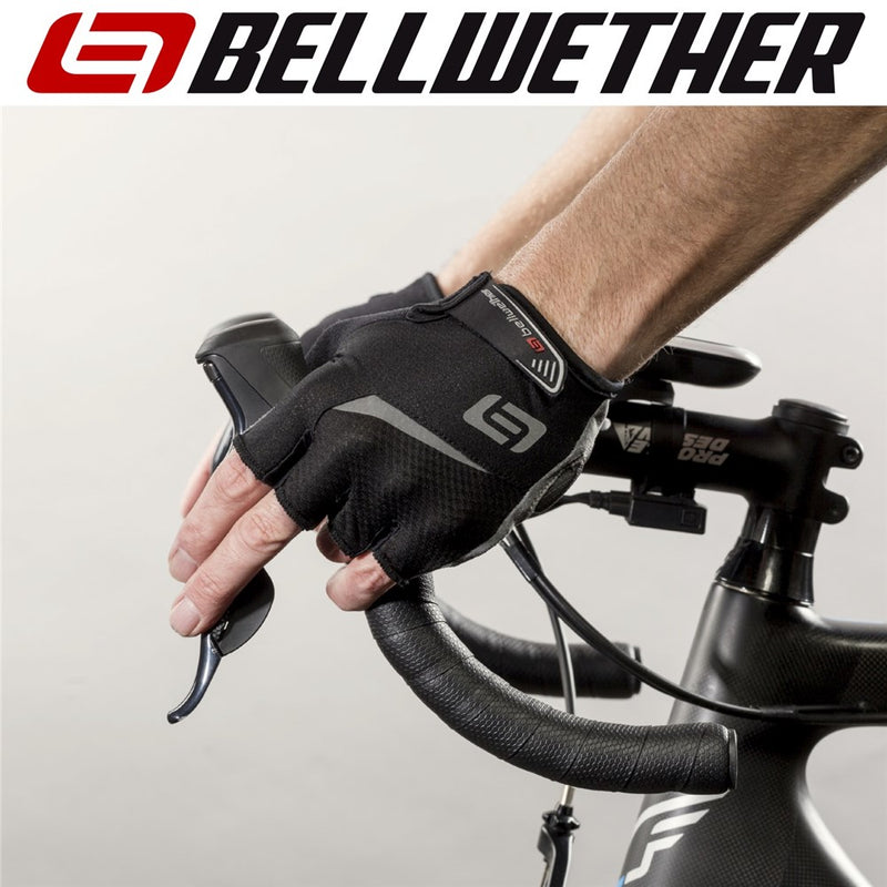 Bellwether Men's Ergo Gel Gloves Black
