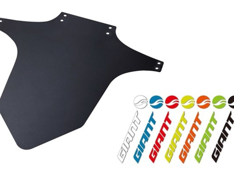 Giant Proguard Zip Fender Black