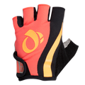 Pearl Izumi Womans SELECT Short Finger Gloves Fiery Coral/ Orange Pop