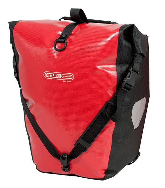 Ortlieb Back Roller Classic Pannier Red